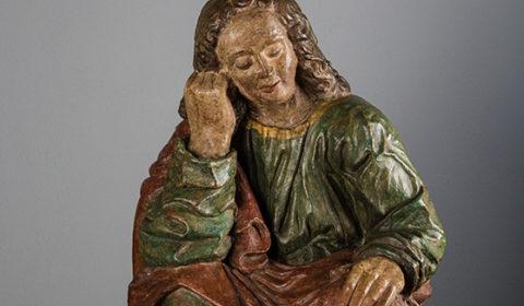 San Giovanni dormiente