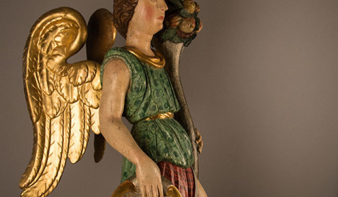 Copia di Angeli porta ceri