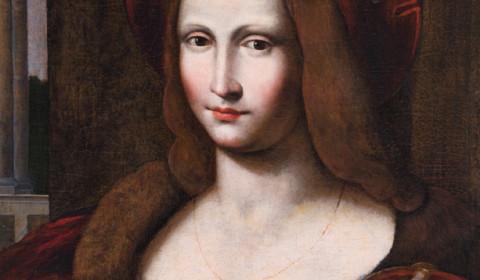 Ritratto di Giovanna d'Aragona